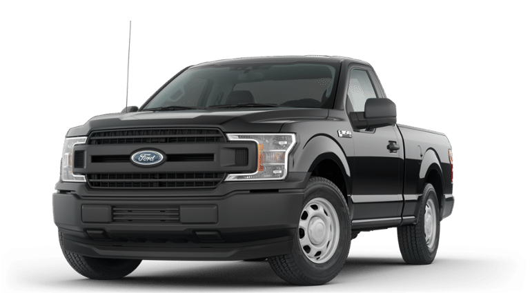 Ford F150 Regular Cab. [CyberTruck Vs. F150]