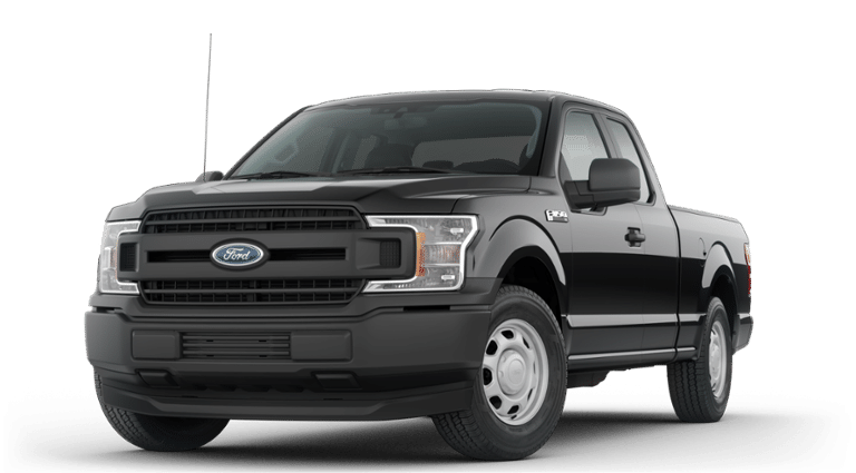 Ford F150 SuperCab [CyberTruck Vs. Ford F150]