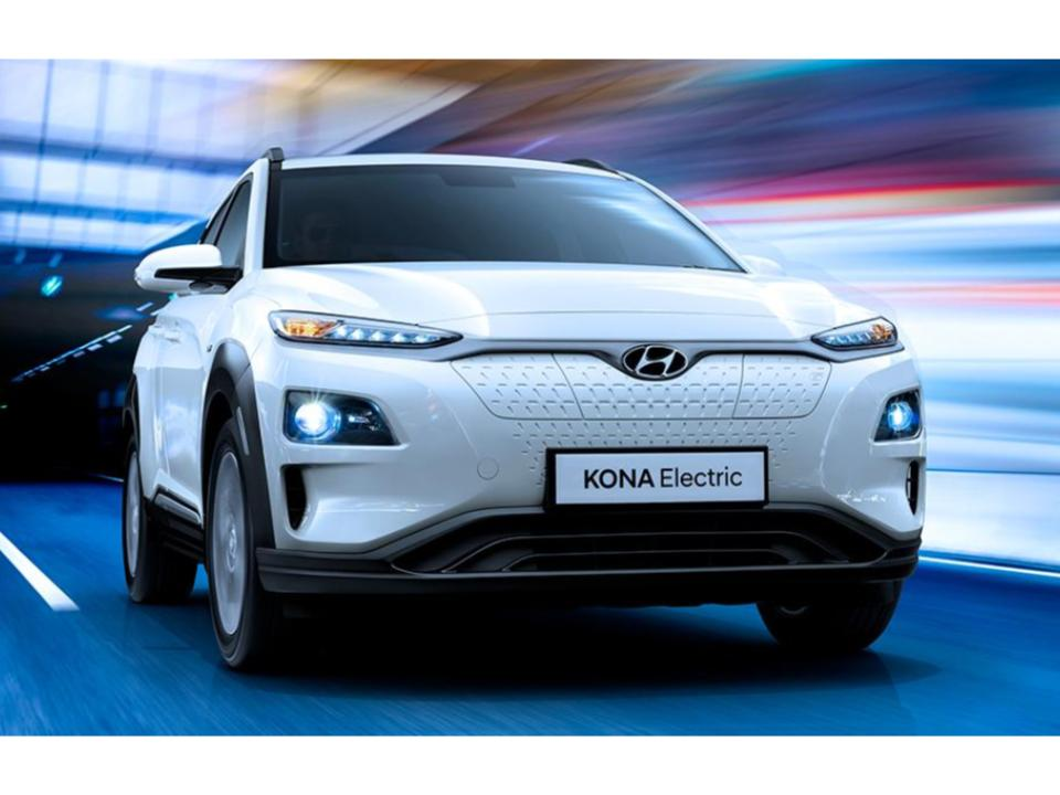 Hyundai Kona Electric in India