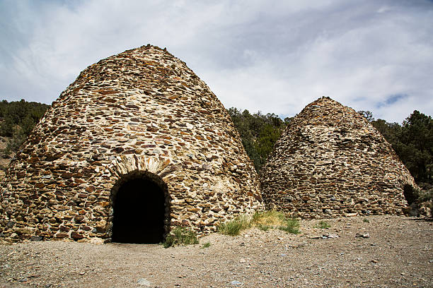 Wildrose Charcoal Kiln, Death Valley National Park.